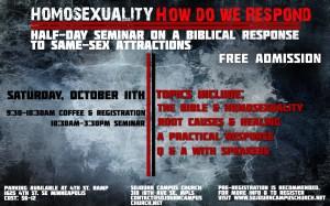 Homosexuality: How Do We Respond?
