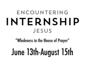 Encountering Jesus Internship