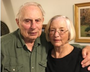 Frank and Anita Worthen