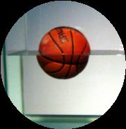 Basketball Under Water