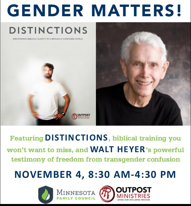 Gender Matters